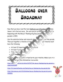 Balloons Over Broadway- The History behind the Macy's Than