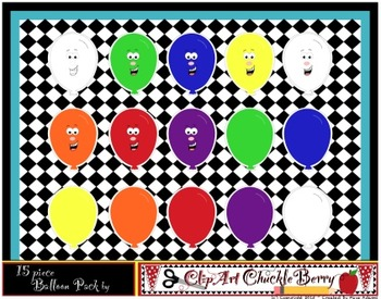 Balloons Pack