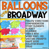 Balloons over Broadway Book Companion