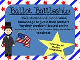 Ballot Battleship [Place Value & Social Studies]