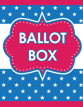 Ballot Box - Election - Vote