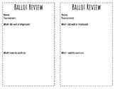 Ballot Review