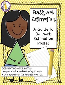 Ballpark Estimation Practice