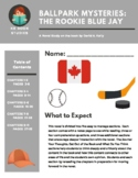 Ballpark Mysteries #10: The Rookie Blue Jay Novel Study