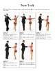 Ballroom Dance: Cha Cha Task Cards