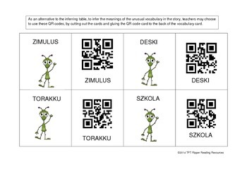Baloney - strategy instruction, QR codes, 4H reading strategy & more!