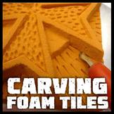 Foam Carving Techniques - Sculpture Art Project