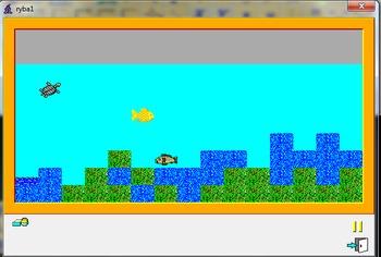 Baltie 3 - programming for children (Fish1 )