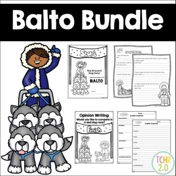 Balto Writing Bundle Iditarod