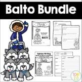 Balto Writing Bundle Sled Dog Racing