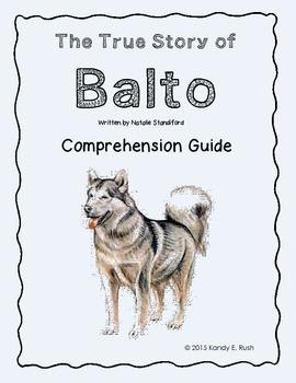 Balto Comprehension Guide
