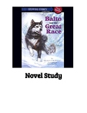Balto and the Great Race Novel Study