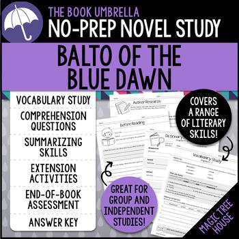 Balto of the Blue Dawn - Magic Tree House