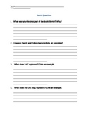 Bambi Critical Thinking Questions