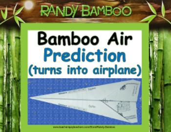 Bamboo Air -- Prediction