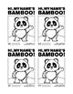 Bamboo Color Sheet