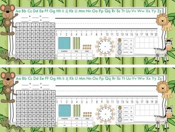Bamboo Jungle Primary Theme Desktag