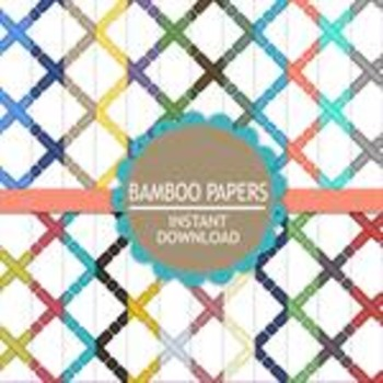 Bamboo Set 1 Paper Pack