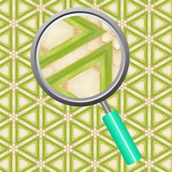 Bamboo Theme Green Zen Backgrounds / Digital Papers Clip Art Set