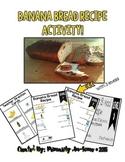Banana Bread Recipe with Visuals (leveled!)
