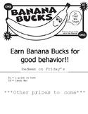 Banana Bucks Reward System