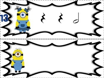 Banana Buddies Bundle {Music: Rhythm Concept Games}