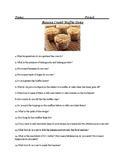 Banana Crumb Muffin Demo Worksheet