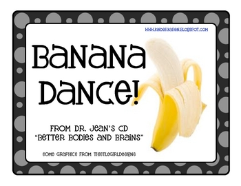 Banana Dance Songbook (song by Dr. Jean)