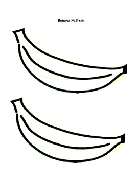 Banana Day Word Work and other Activities