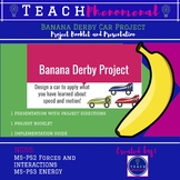 Banana Derby Car Challenge - Project Booklet