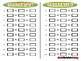 Banana Split - 1st Grade Math Game [CCSS 1.NBT.B.3]
