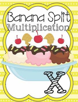 Banana Split Multiplication