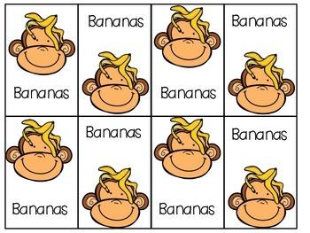 Bananas - A Phonics Game