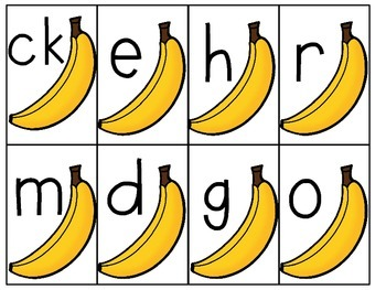 Bananas - A Phonics Game (USA Version)