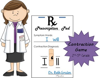 Band Aid Contraction Game