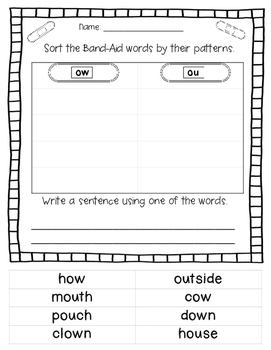 Band-Aid Words