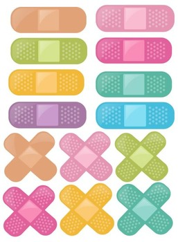 Assembly/Sorting Task Band-Aids
