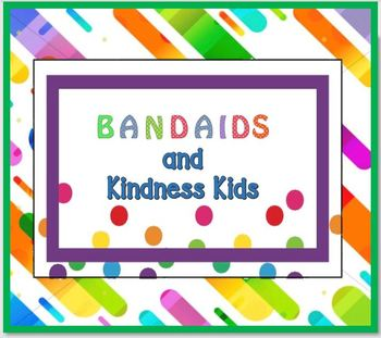 Band-Aids and Kindness Kids