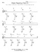 Band Blank Fingering Chart COMPLETE (Set 1-4)