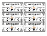 Band Bucks!