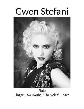 Band Celebrities Bulletin Board