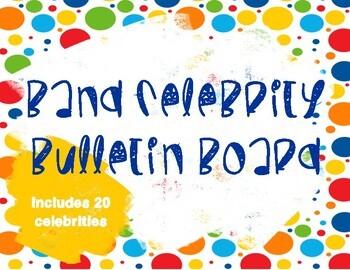 Band Celebrity Recruitment Bulletin Board