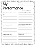 Band Concert Reflection Guide