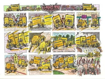 Band Daddies Trucks (color)