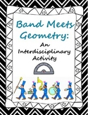 Band Meets Geometry Transformation - Interdisciplinary Activity