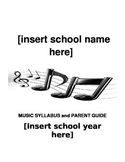 Band Parent Guide