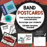 Band Postcards