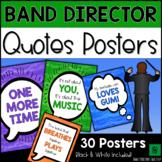 Band Bulletin Board - Band Director Quotes Music Decor