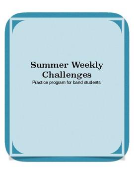 Band Practice Challenge