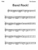 Beginning Band music - Band Rock!